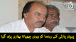 Nisar Khuhro's nomination papers  for  PS-11 rejected