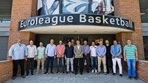 2018-19 EuroLeague Head Coaches Meeting prepares new season