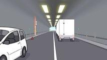 Tunnel mode d'emploi : en cas de panne