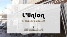 La Brasserie de l'Union, restaurant traditionnel niçois