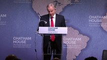 Tony Blair compares rise of populism to1930's fascism