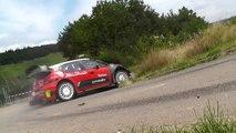 Rallye Deutschland 2018 - Test Mads Østberg - Citroën C3 WRC