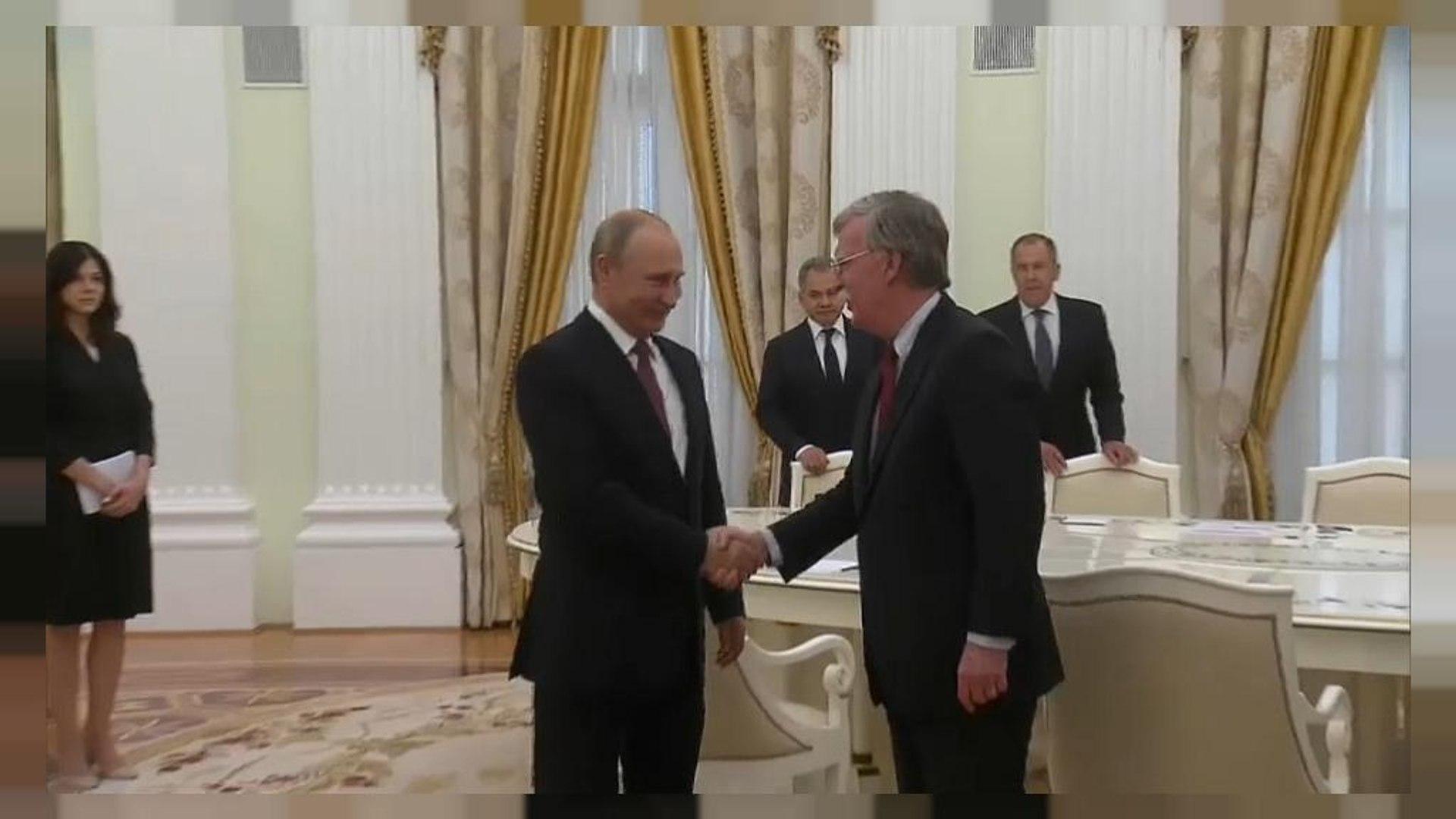 U.S. and Russian presidents plan summit