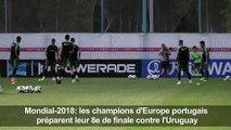 Mondial-2018: choc Uruguay/Portugal en 8e