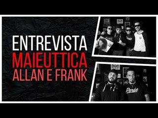 Meninos da Podrera - Maieuttica (Allan e Frank) - S04E14