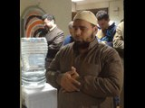 الشيخ عبد الله كامل يبكي العاملين بقناة الندى في صلاة العشاء