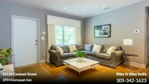 Single Family For Sale: 3994 Kumquat Ave Coconut Grove,  $599000
