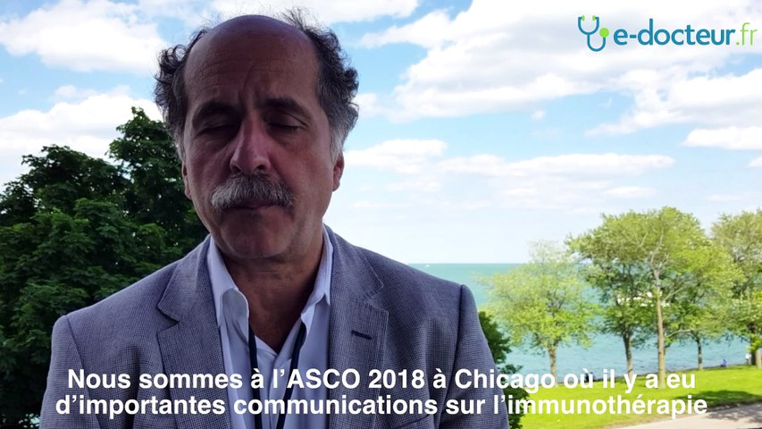 L'immunothérapie expliquée au Patient par le Pr Christos Chouaid
