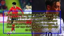 Corée du sud-Allemagne (2-0): L'Allemagne, tenante du titre, éliminée de la Coupe du monde 2018