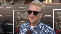 Matthew Modine On Working With 'Sicarios'