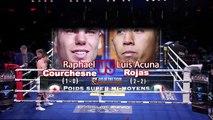 Raphael Courchesne vs Luis Acuna Rojas (31-03-2018) Full Fight