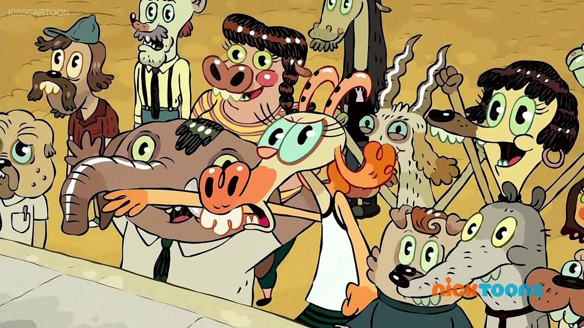Pig Goat Banana Cricket Season 2 Episode 1 Road Trippin