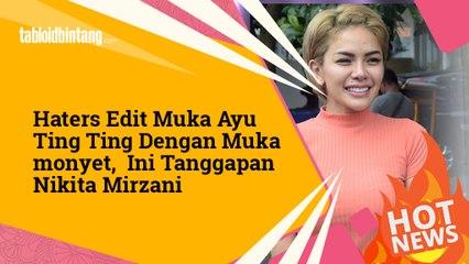 Nikita Mirzani Tanggapi Tingkah Haters Ayu Ting Ting, Begini Katanya...