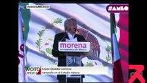Así cerraron campañas los candidatos presidenciales en México