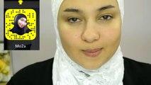 تكبير العيون بالمكياج مع خبيرة التجميل أسماء عادل