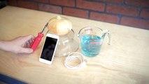 بالفيديو: يمكنك الآن شحن هاتفك بواسطة بصلة
