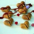 بالفيديو.. أفكار مميزة لتقديم الطعام بشكل رومانسي في عيد الحب