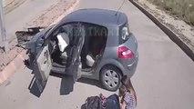 Kaza Yapan Anne ve Bebeğini Halk Otobüsüyle Hastaneye Götürdü