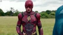 Course Superman contre Flash -Scène Post Générique Justice League