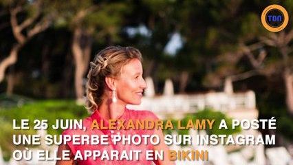 Positivevidéo En Prône Le Alexandra Body Magnifique Lamy Bikini Ib7vgfY6y