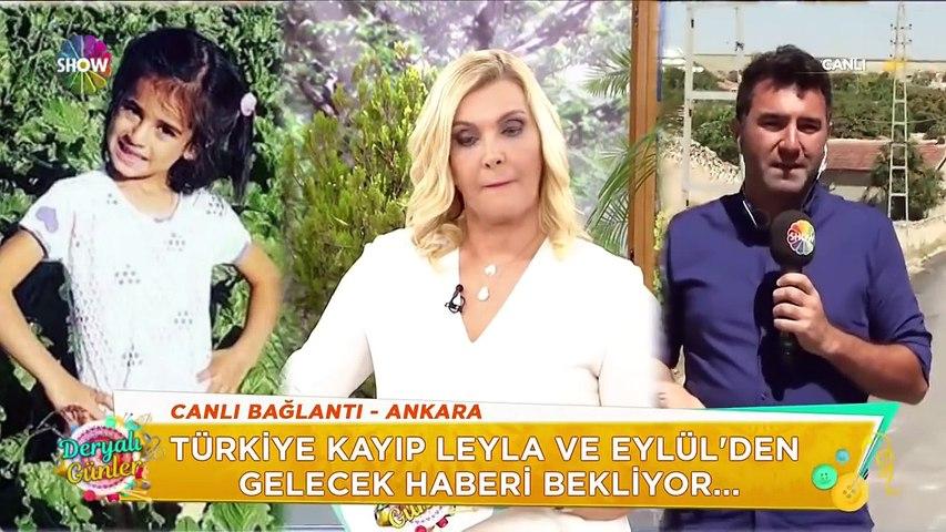 Ankara'da kaybolan küçük kız Eylül'e dair son dakika gelişmesi!