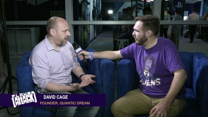 David Cage talks Detroit: Become Human with Player Attack Part 2 [SE6 EP08 - 4/4]