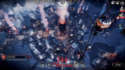 Frostpunk: The slightly-frozen Player Attack review [SE6 EP08 - 2/4]