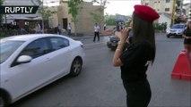 Les policières en shorts au Liban, choisies pour attirer plus de touristes, suscitent la polémique