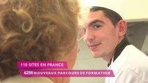 Retour sur la visite de Muriel Pénicaud à l'Ecole de la 2ème Chance de Marseille pour les 20 ans des E2C