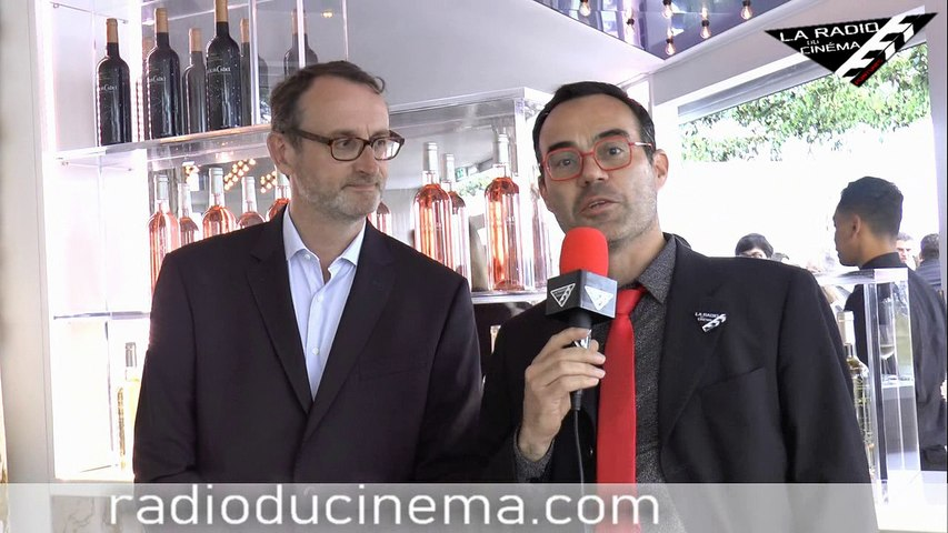 Geraud de la Noue - mouton Cadet Wine Bar - cannes 2018