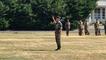 Passation de commandement au 2ème RIMa
