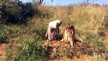 A Zimbabwean woman says she is struggling to get electricity due to lack of money as she is not working at the moment. Her educated children are also jobless. S