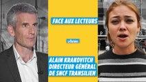 Grève, vétusté, accessibilité : le patron du Transilien se confronte aux questions de nos lecteurs