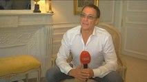 Le message de Van Damme pour l'équipe belge