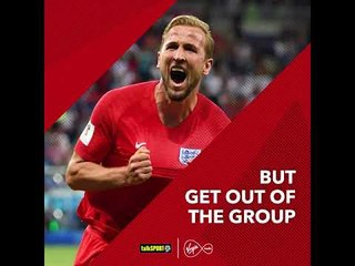Harry Kane has got all England fans believing at the #WorldCup