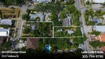 Residential For Sale: 3117 Indiana St Coconut Grove,  $1499000