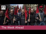 Greek strikes, US jobs data, FTSE index shake-up