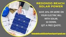 Affordable Solar Energy Redondo Beach CA - Redondo Beach Solar Energy Costs