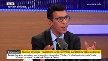 """""""Il devrait y avoir une plainte pour crime contre l'humanité contre l'industrie du tabac"""", estime l'eurodéputé LFI Younous Omarjee"""