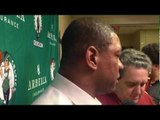 Doc Rivers discusses Mickael Pietrus Injury and Loss to Sixers | CLNS Radio