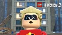 LEGO Disney Pixar's The Incredibles - Meet Dash Trailer