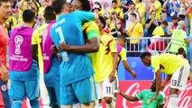 Con drama, Colombia gana a Senegal y va a octavos como primera