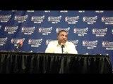Doc Rivers Talks Chris Bosh Before Game 6 | CLNS Radio