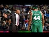 Chris Wilcox talks Celtics injuries, Rajon Rondo, Jeff Green, the Playoffs & much more - CLNS Radio