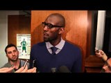 """Kevin Garnett Admits He is """"Rusty"""" and Guarantees He Will Get Better"""