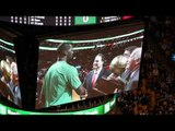 Brandon Bass Wins the Boston Celtics' Red Auerbach Award!