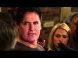 Mark Cuban on Donald Sterling Racism Scandal & Future of Privacy -- Raw Footage