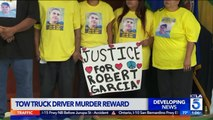 Reward Offered for Info on 2012 Murder of California Tow Truck Driver