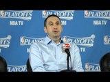 David Blatt on LeBron James' Full Court Shot & Closing Out the Boston Celtics