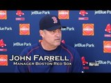 MLB Red Sox Headlines: Fire John Farrell? | Shane Victorino | Mike Napoli